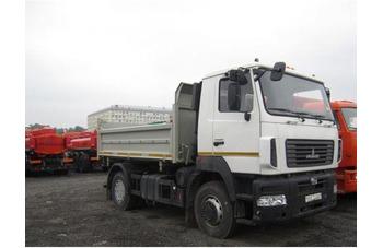 Аренда самосвала МАЗ 10 тонн в Минске