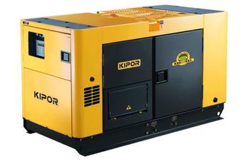 Аренда дизель-генератора 25 кВт (от 6 до 25 кВт)