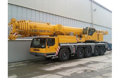 Аренда автокрана до 1600 тонн в Минске, РБ и РФ.