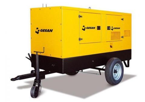 Аренда дизель-генератора 20 кВт (эксплуатация от 7 до 20 кВт)