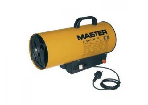 Газовая пушка Master 15-30kw напрокат в Минске